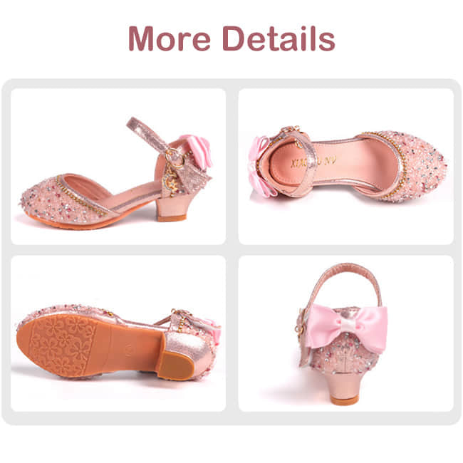 2 Colors Available of these Shoes for Girls to Choose