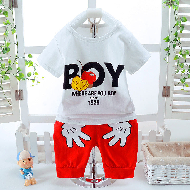 clothing sets for boy
