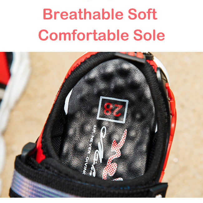 Breathable Comfortable Soft Sole