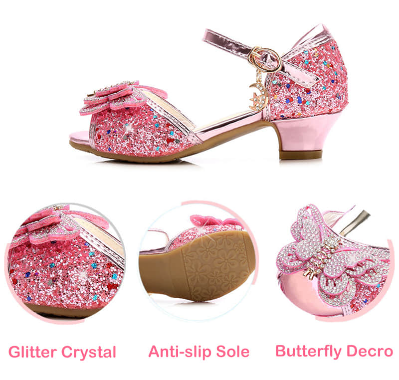 PU Leather Inner Material Comfortable to Wear for Girls