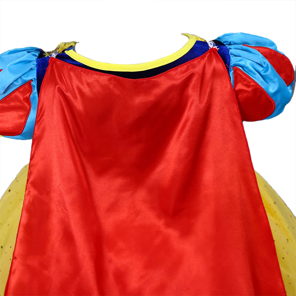 Floor Length Red Cape the Same as the Dress in the Movie