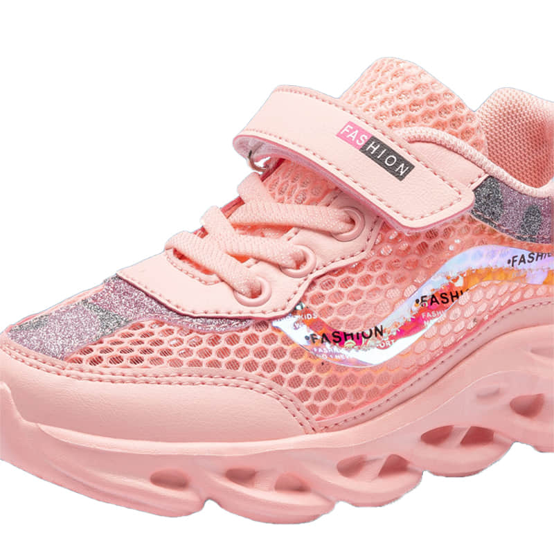 Breathable Mesh Upper Material