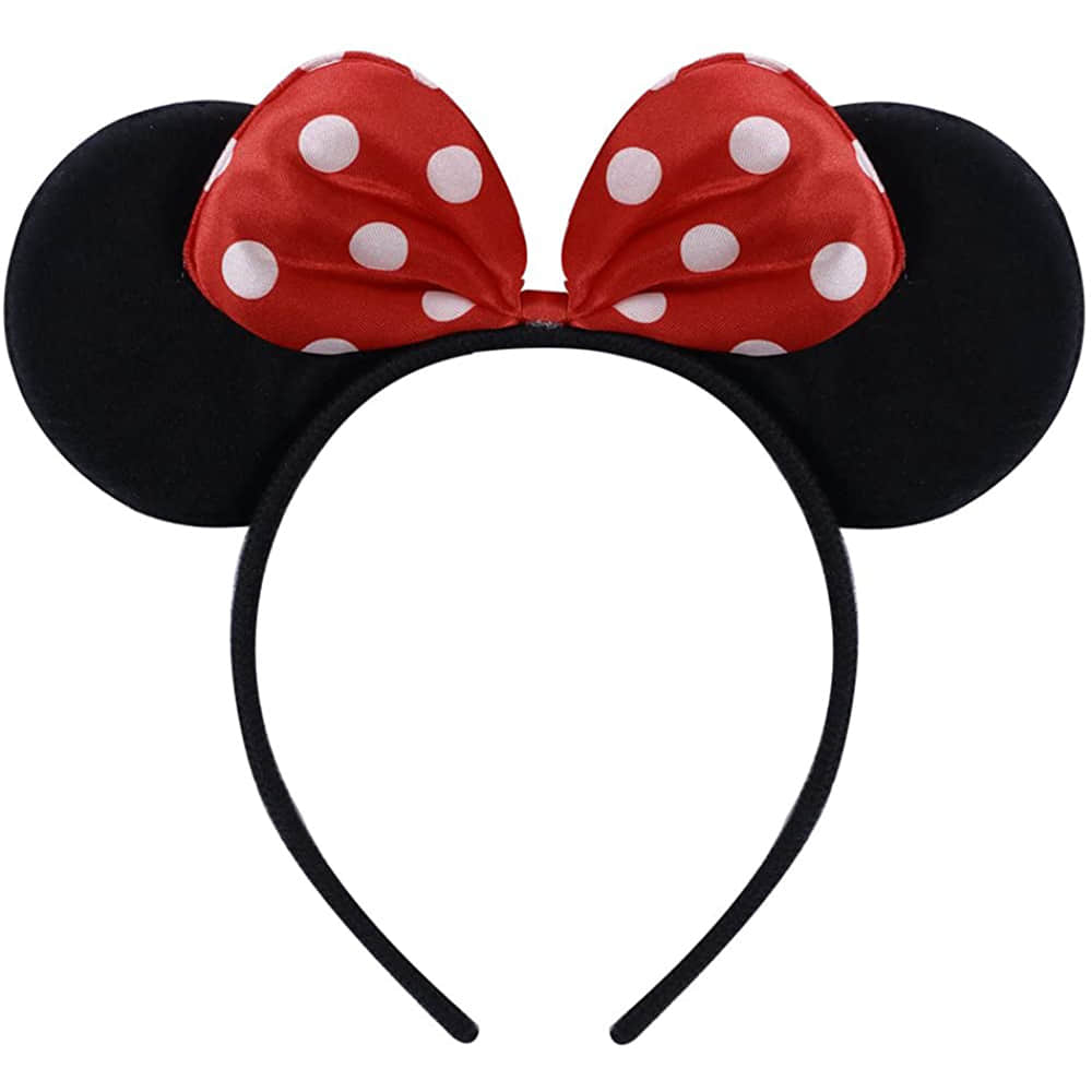 Get FREE Minnie Headband with the Adorable Dress