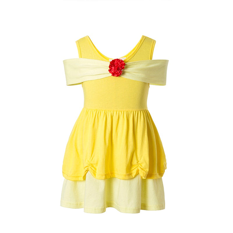 monster_and_beauty_bell_yellow_dress