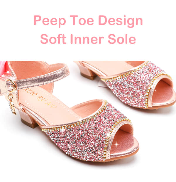 Good Material Point Toe and Soft Anti-Slip Sole
