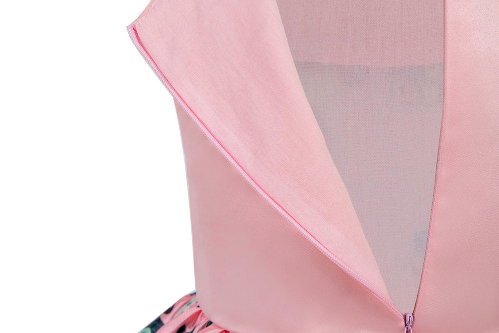 pink-color-and-higg-quality-material-for-the-dress