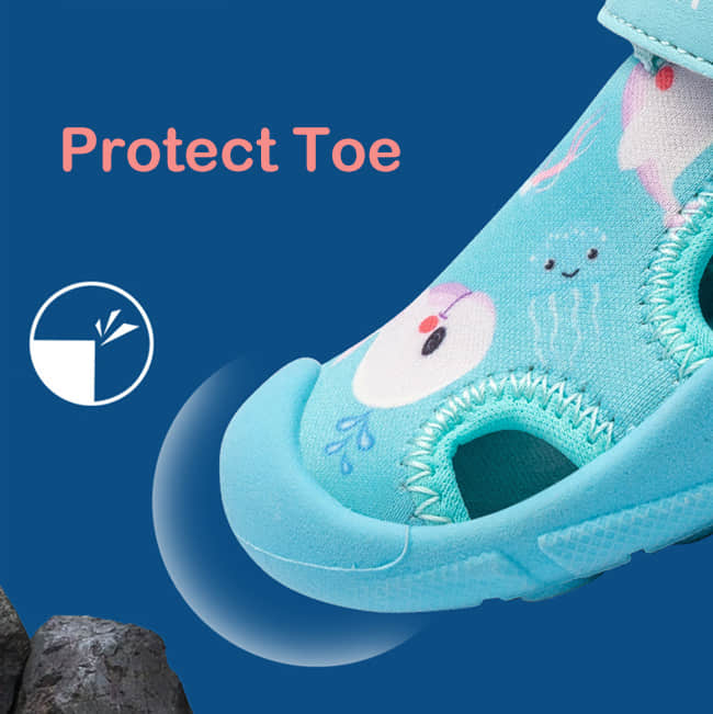 Thickened Toe Design Protect Kids Toes