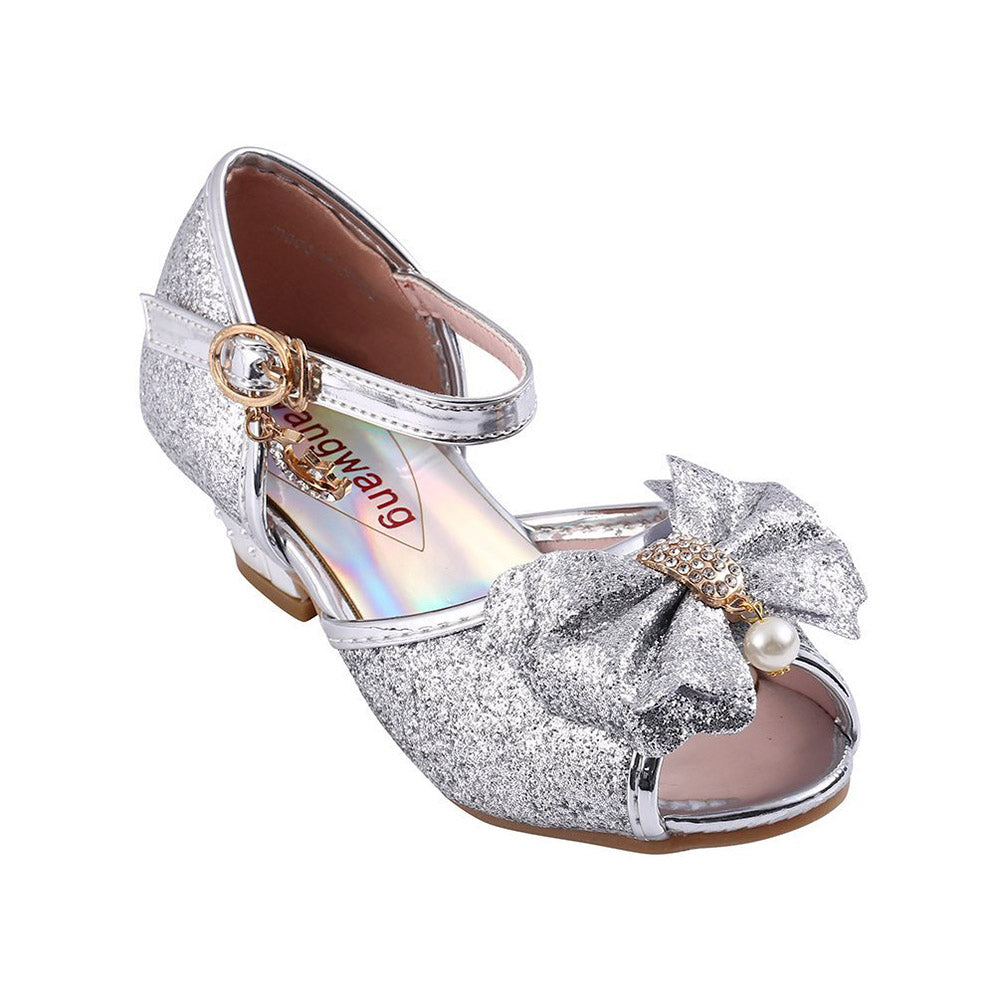 sequin-bow-crystal-high-heels-sandals-for-toddler-silver