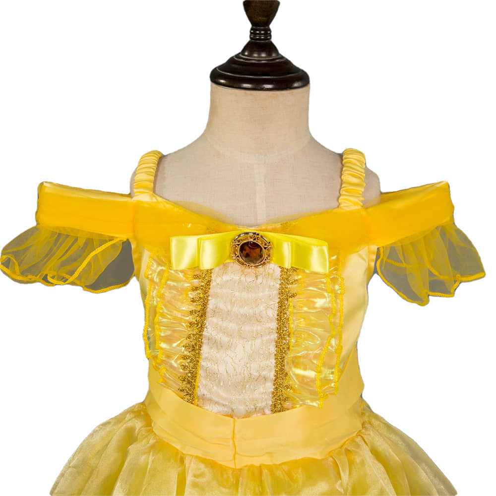 Classical Sleeveless Design and Yellow Color