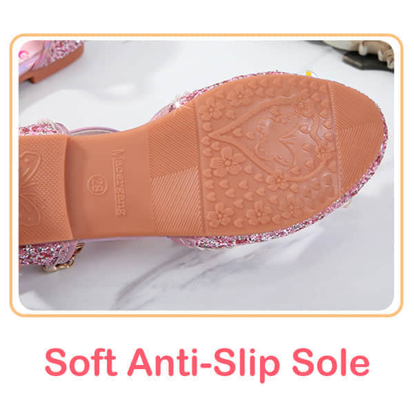 High Quality and Good Material Open Toe and Soft Anti-Slip Sole