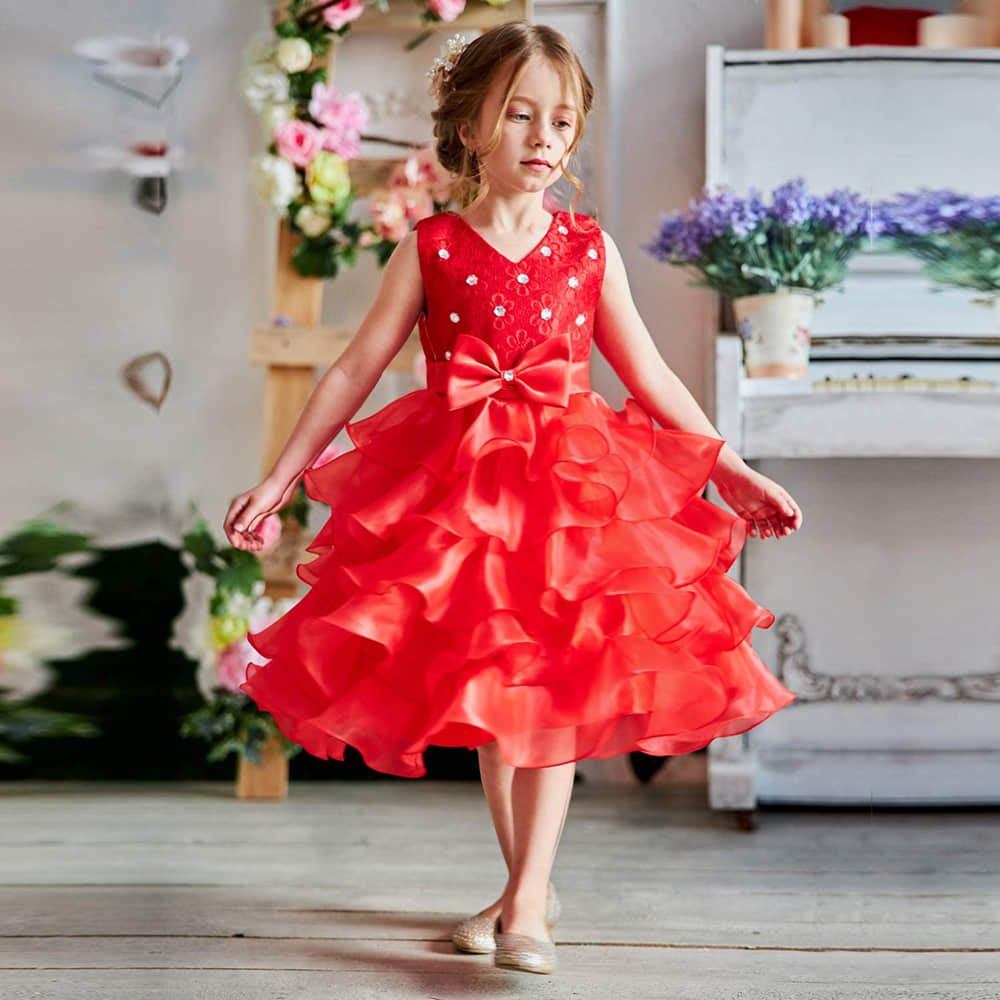 Gorgeous Princess for Your Girls in a Party