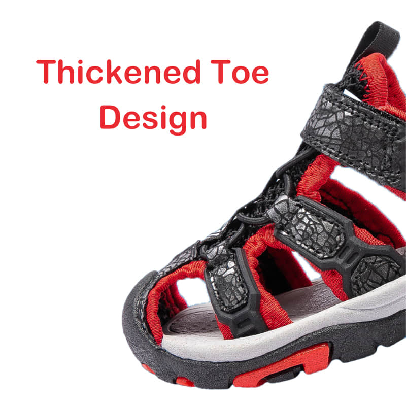 Protective Thickened Toe