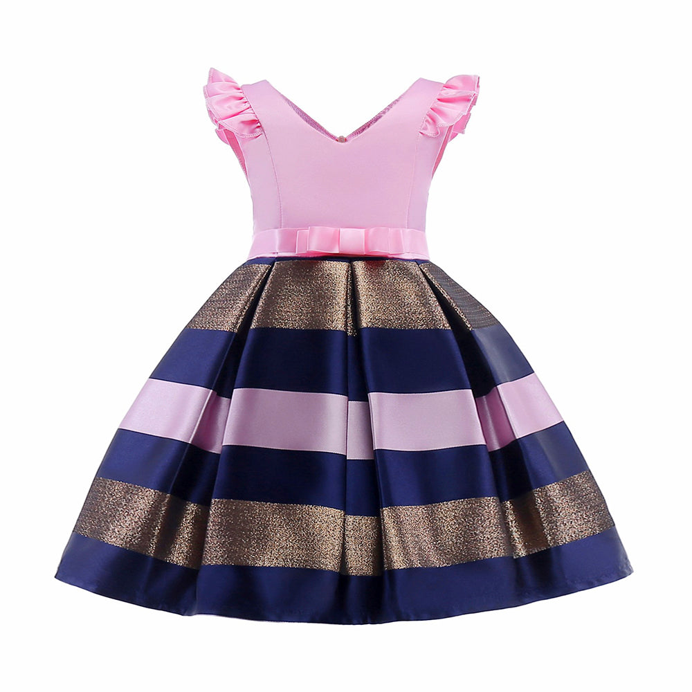 tutu_dresses_for_girls_pink_with_bow
