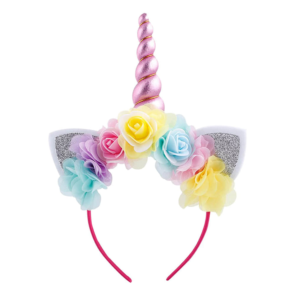 Get the Best Match Unicorn Headband for this Dress FREE