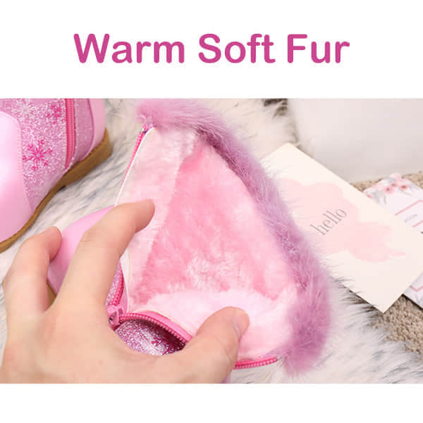 Inner Fur Warm and Comfortable