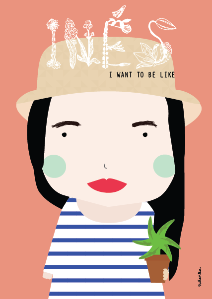 LITTLE INSPIRATION: INÉS
