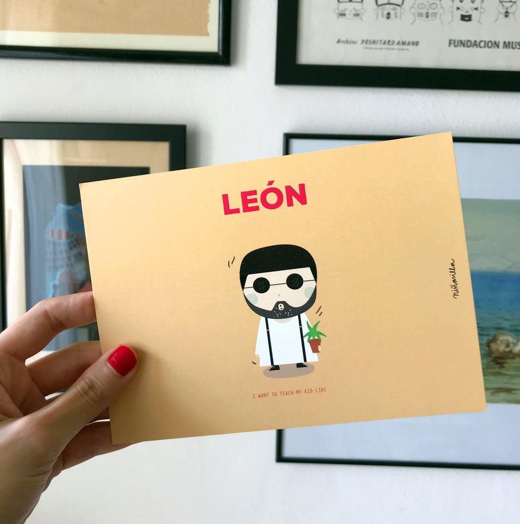 Little Postcards -- Little Leon