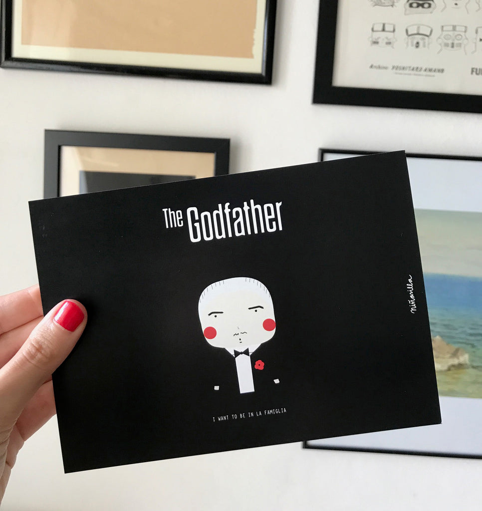 Little Postcards -- Little Godfather