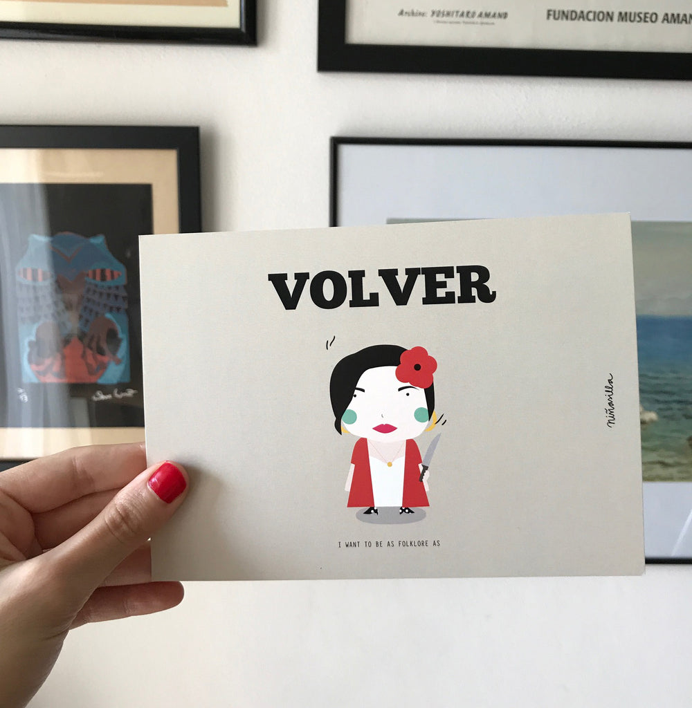 Little Postcards -- Little Volver