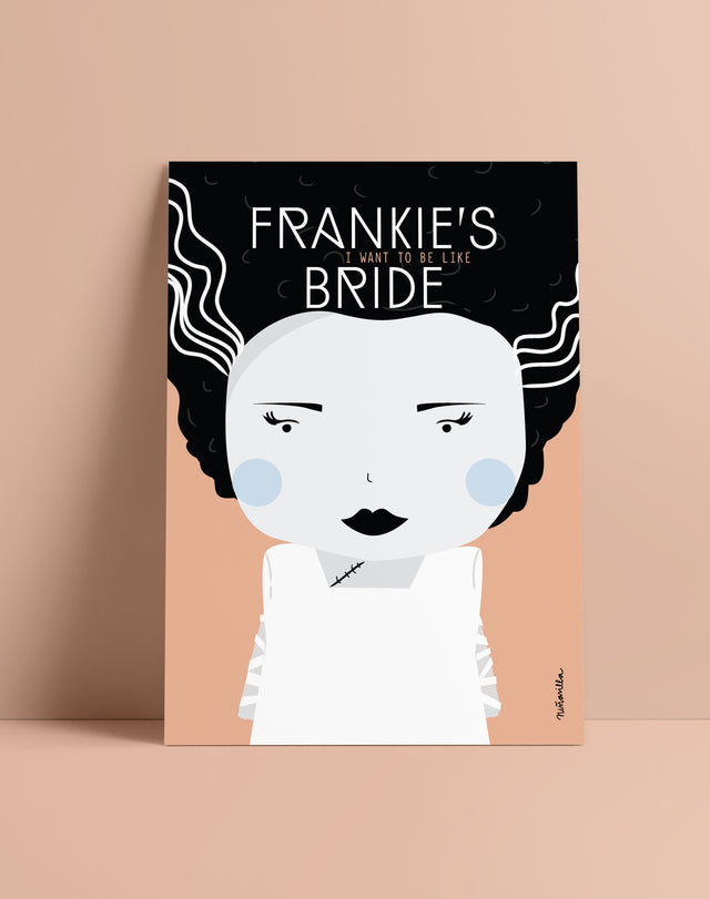 Little Frankie's bride