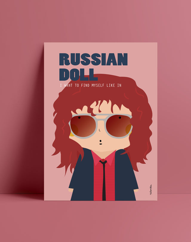 Little Russian Doll