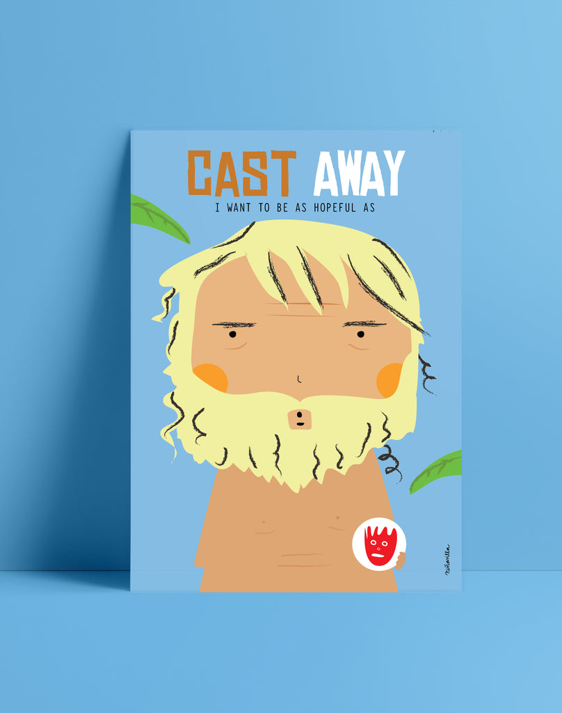 Little Cast Away