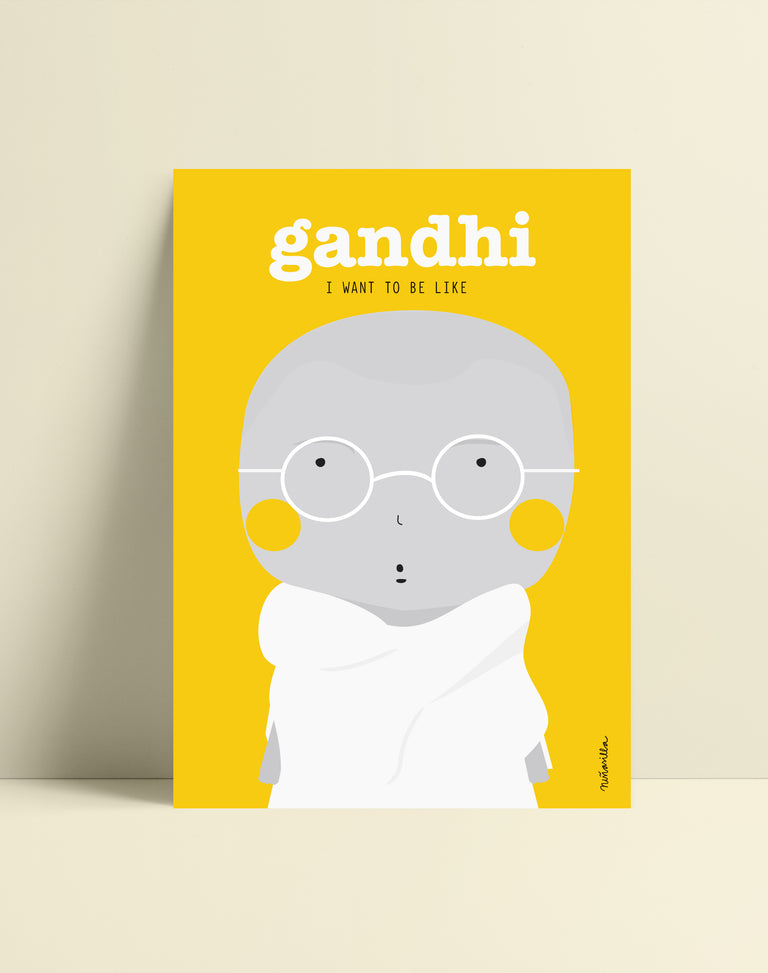 Little Gandhi