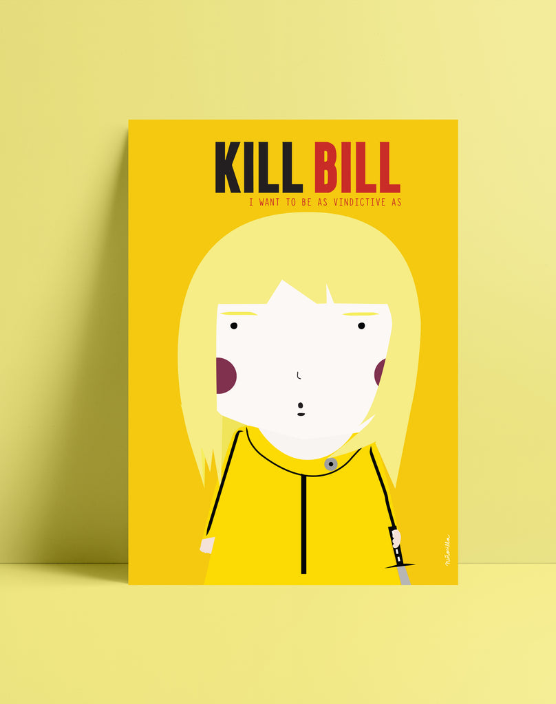 Little Kill Bill - Bride
