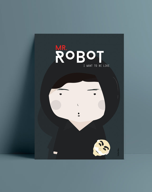 Little Mr.Robot