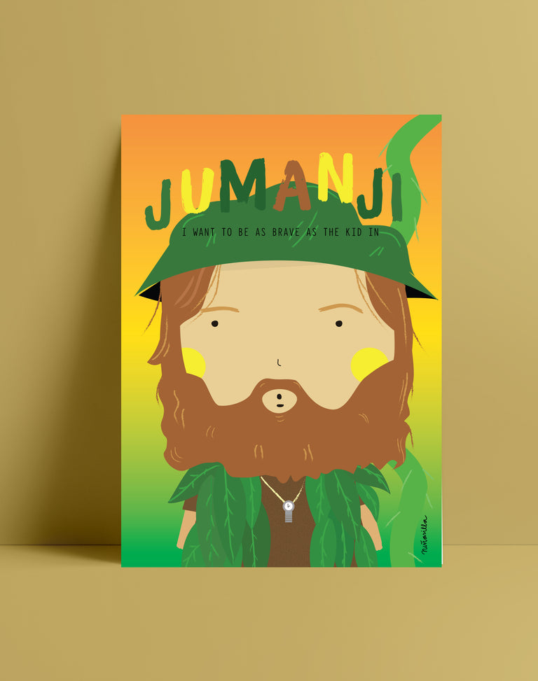 Little Jumanji