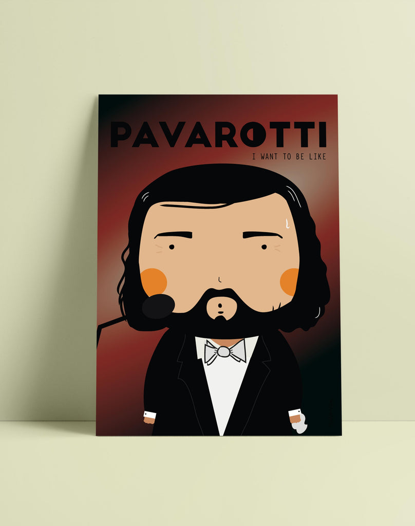 Little Pavarotti
