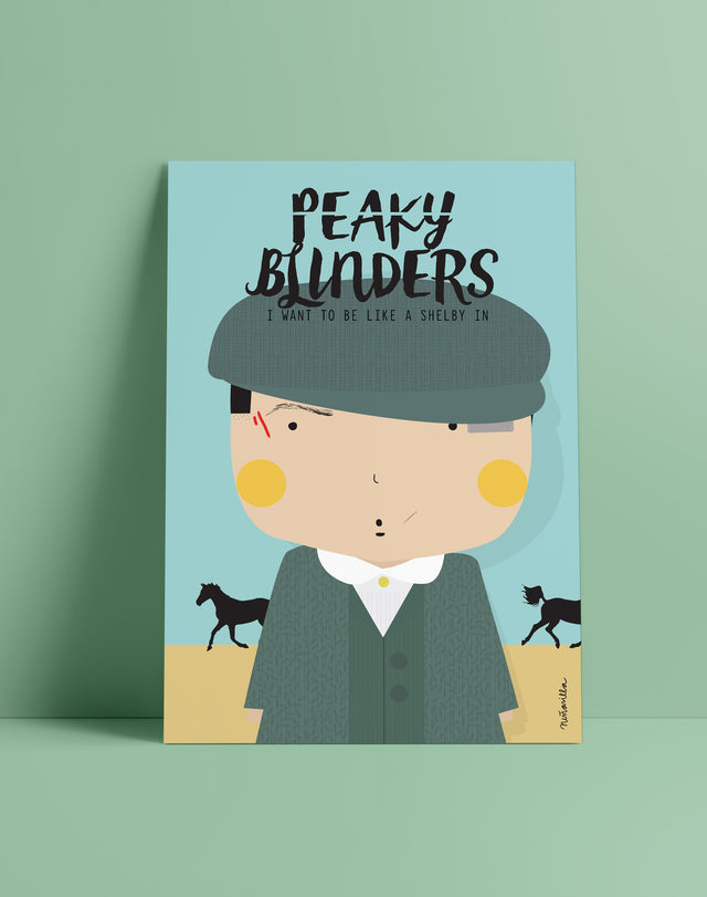 Little Peaky blinders