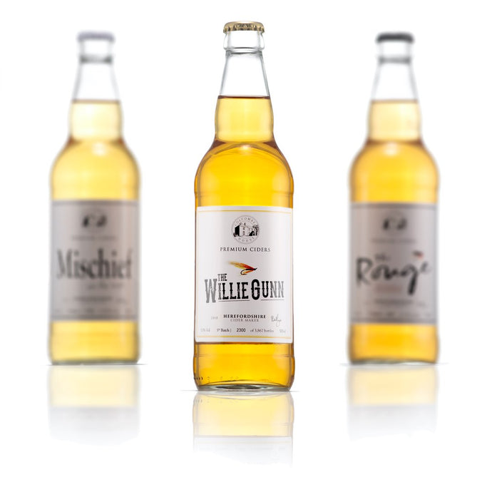 Win A Case Of Premium Cider Every Month For A Year!
