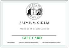 Gift Card - Colcombe House
