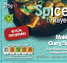 Rayeesa: Makhani (Medium Hot)
