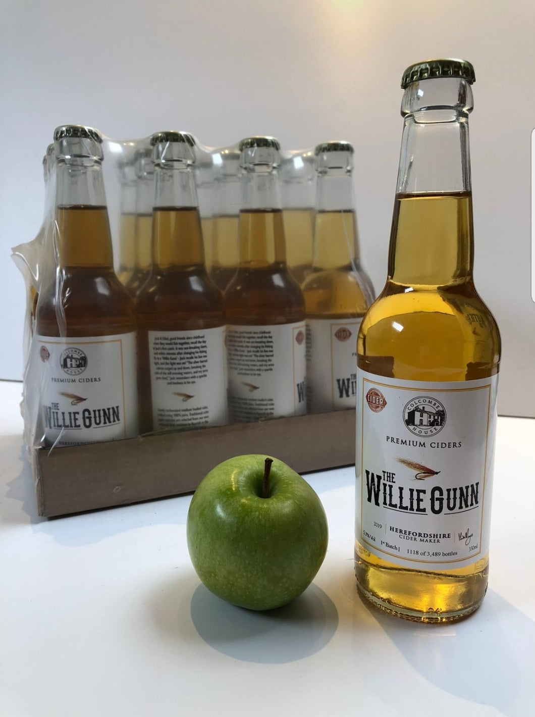 The Willie Gunn - 12 x 330ml Case - Colcombe House