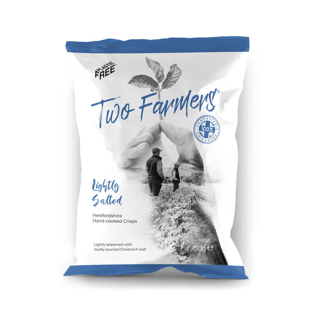 Lightly Salted: Two Farmers Crisps