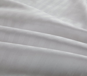 Satin Stripe Duvet