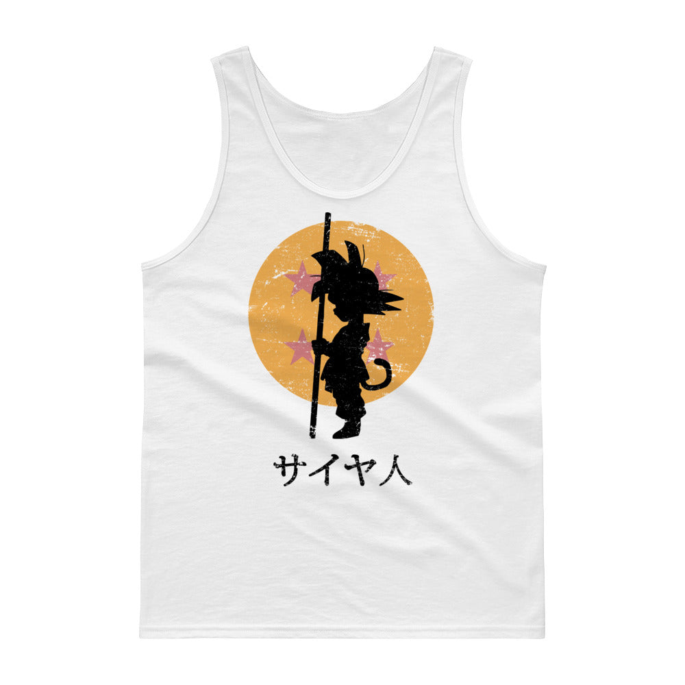 Looking for the Dragon Balls Tank top