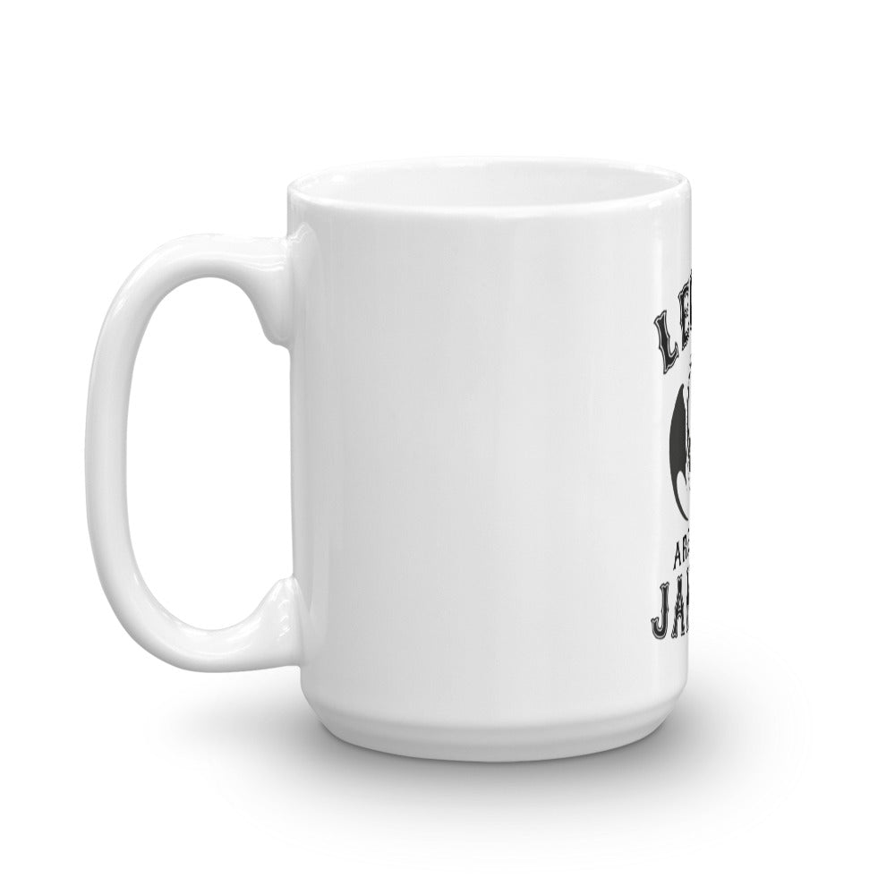 Legends are born in january Mug
