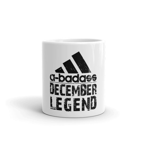 A-badass december legend Mug