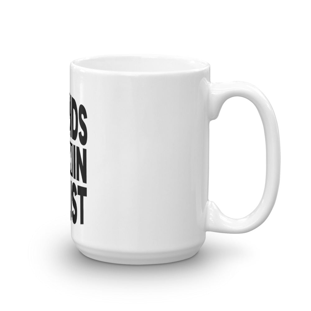 Legends are born in August Mug
