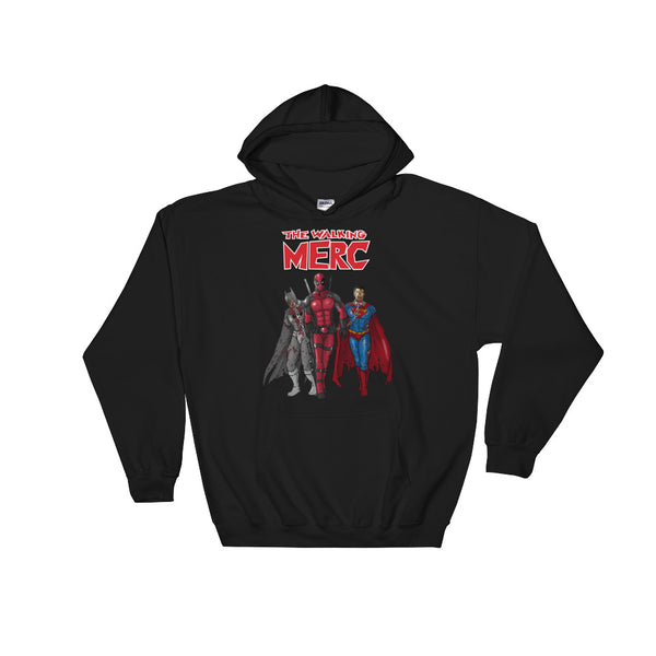 Deadpool Will Kill for Tacos Hooded Sweatshirt