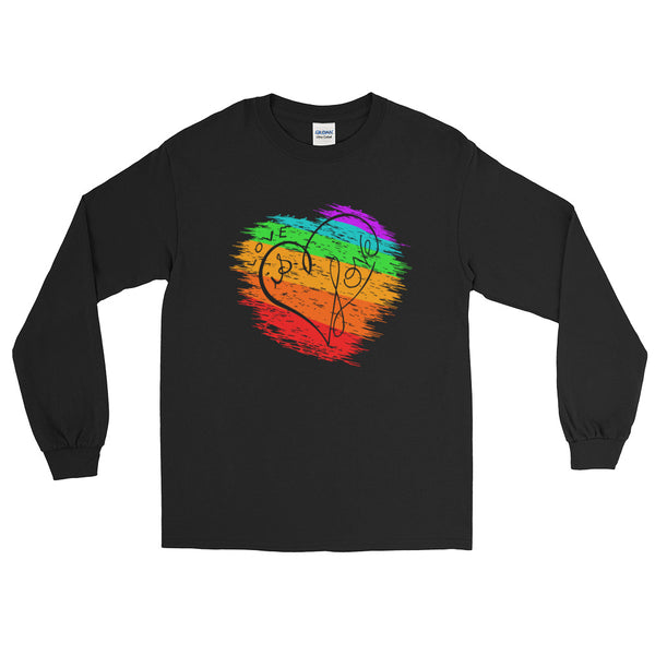 LGBT National Equality March Pride Love Is Love Long Sleeve T-Shirt