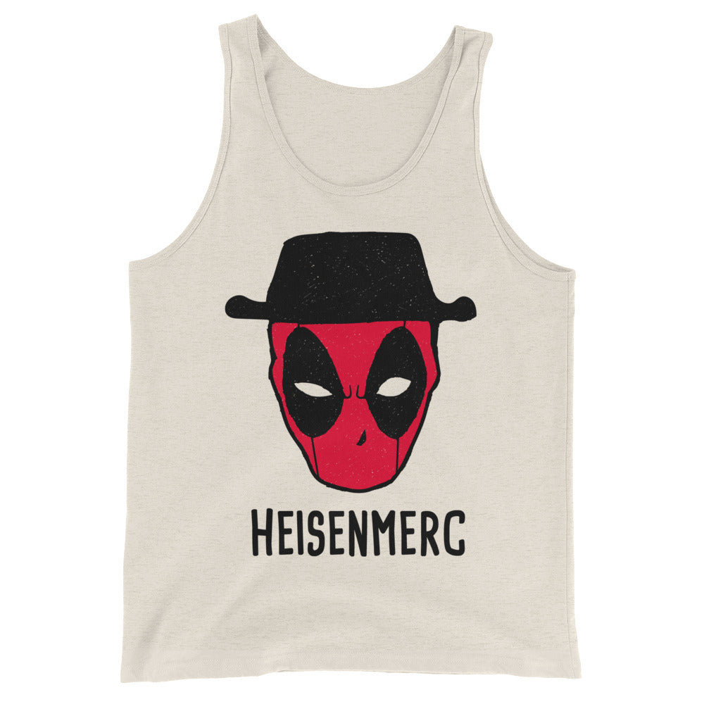 Deadpool Heisen merc Unisex  Tank Top
