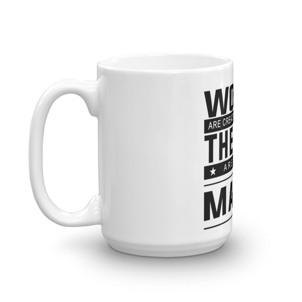 March Women Mug made in the USA
