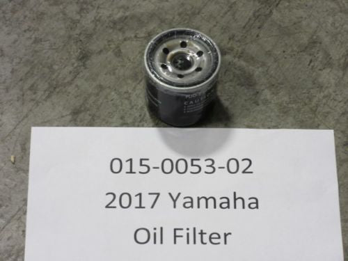 Bad Boy OEM 015-0053-02 Yamaha Oil Filter for Outlaw Series