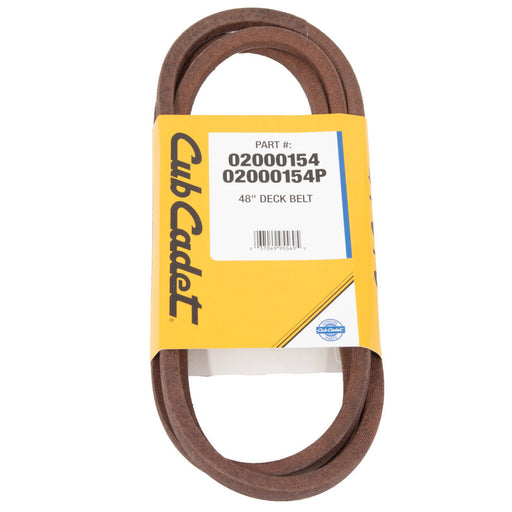 "Cub Cadet OEM 02000154P 48"" Mower Deck Belt"