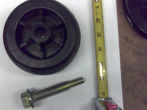 Bad Boy OEM 022-5234-00 Deck Wheel & Bolt