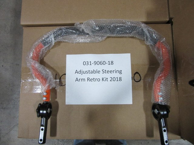 Bad Boy OEM 031-9060-18 Adjustable Steering Arm Retro Kit